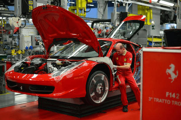 Ferrarifactoryde